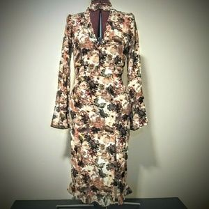 Los Angeles Atelier & Other Stories Floral Dress